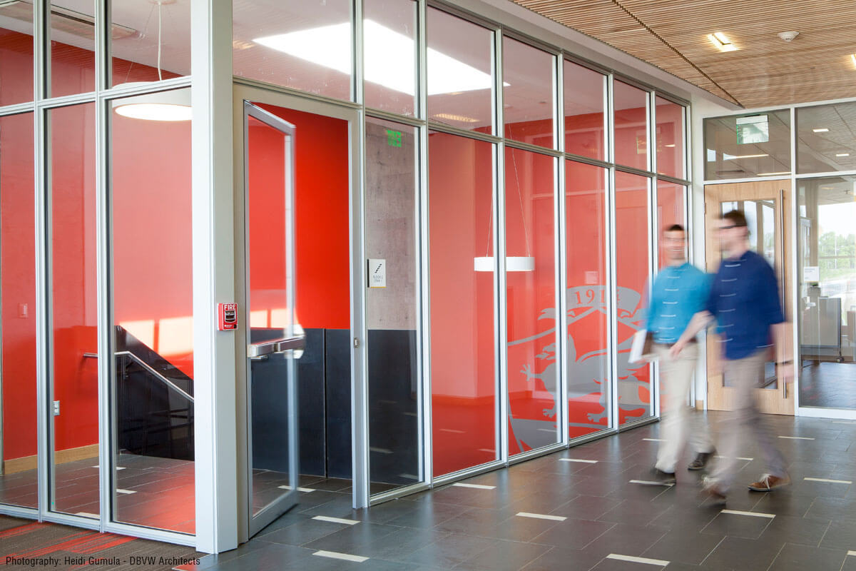 acdc2fa93e4 Product  Fireframes® Aluminum Series frames and Fireframes Designer Series  doors with Pilkington Pyrostop® fire-rated glass