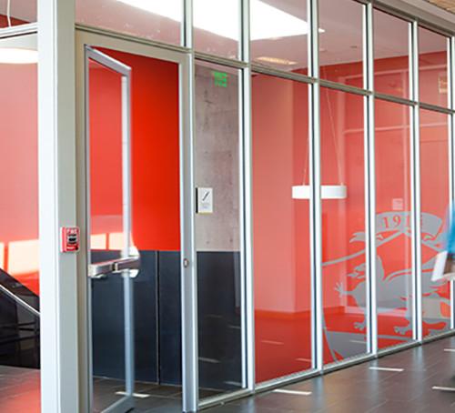 Fire Rated Aluminum Glass Doors Halflifetrinfo