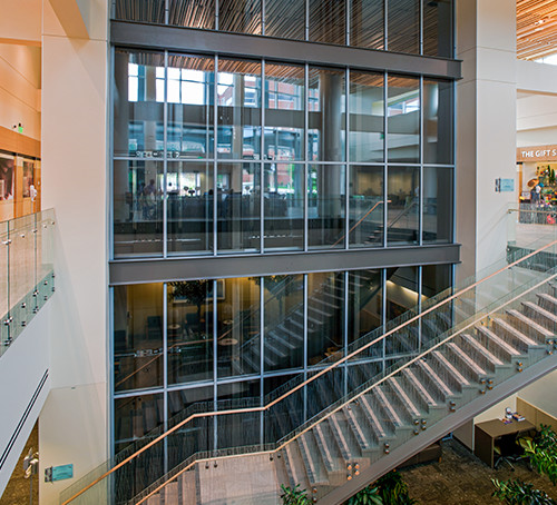 Fireframes® Curtainwall Series - Fire-Rated Steel Curtain Wall ...