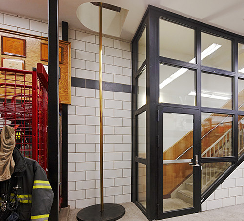 Fireframes Heat Barrier Series 6090120 Min Fire Rated Doors