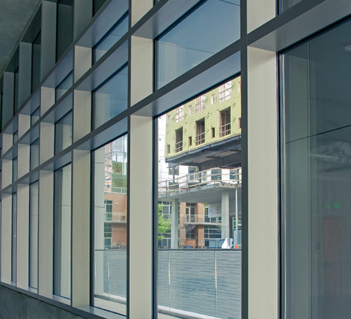SG Curtainwall - Fire-Rated Steel Curtain Wall for 60, 90 Min