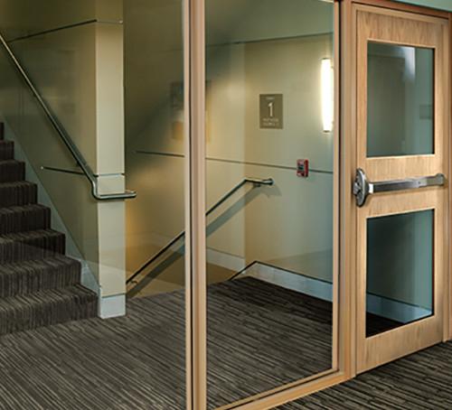 Fireframes Timberline Series Fire Rated Wood Veneer Framing