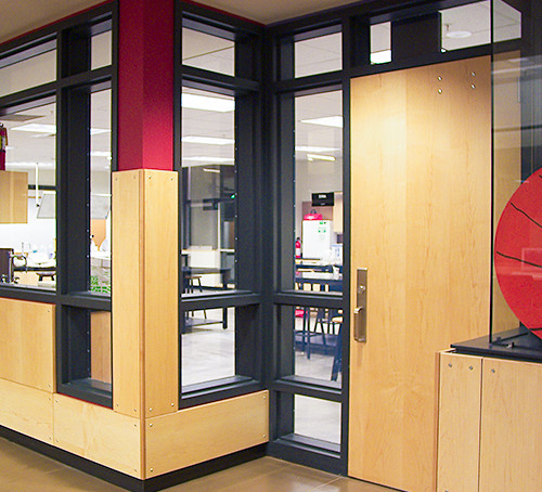 Fire Rated Or Impact Safety Insulated Glass Units