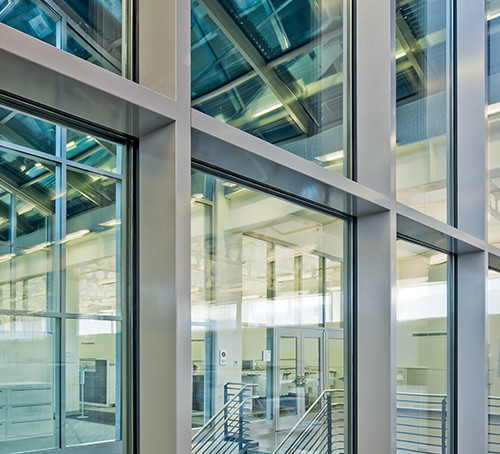 Pilkington pyrostop fire rated safety rated glass for Thickness of glass wall for exterior