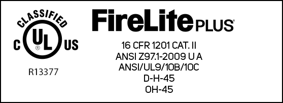 Ibc Label Requirements For Fire Rated Glass And Glazing
